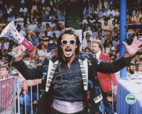 Jimmy Hart Signed 8x10 Photo with Inscription (Fiterman Sports Hologram)