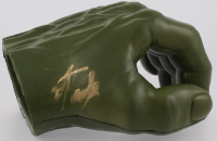 Stan Lee Signed Marvel Hulk Hand (PSA LOA)