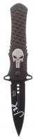 "Jon Bernthal Signed ""The Punisher"" Dark Side Blades Knife (Radtke COA) at PristineAuction.com"