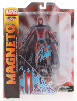 "Stan Lee Signed ""Magneto"" Marvel Select Action Figure (Radtke COA & Lee Hologram) at PristineAuction.com"