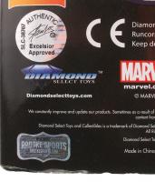 """Stan Lee Signed """"Magneto"""" Marvel Select Action Figure (Radtke COA & Lee Hologram) at PristineAuction.com"""