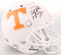 Peyton Manning Signed Tennessee Volunteers Full-Size Helmet (Fanatics Hologram)