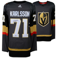 William Karlsson Signed Vegas Golden Knights Jersey (Fanatics Hologram) at PristineAuction.com