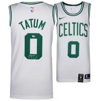 Jayson Tatum Signed Nike Celtics Jersey (Fanatics Hologram) at PristineAuction.com
