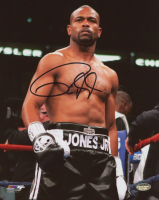 Roy Jones Jr. Signed 8x10 Photo (Schwartz COA)