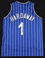 Penny Hardaway Signed Orlando Magic Jersey (JSA COA)
