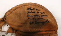 Joe Garagiola Signed Umpire Award Catchers Glove with Inscription (JSA COA) at PristineAuction.com