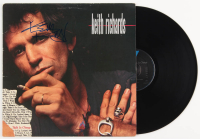 "Keith Richards Signed ""Talk Is Cheap"" Vinyl Record Album (JSA ALOA) at PristineAuction.com"