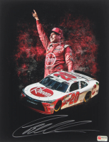 Christopher Bell Signed NASCAR #20 11x14 Photo (PA COA)