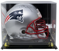 Tom Brady Signed Patriots Full-Size Authentic On-Field Helmet (Tristar Hologram)