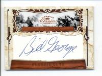 2009 Donruss Classics Classic Cuts #11 Bill George