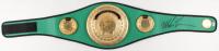 Mike Tyson Signed World Championship Belt (PSA Hologram)
