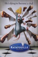"""Pixar """"Ratatouille"""" 24x36 Movie Poster"""