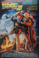 """Back to The Future Part III"" 24x40 Movie Poster"