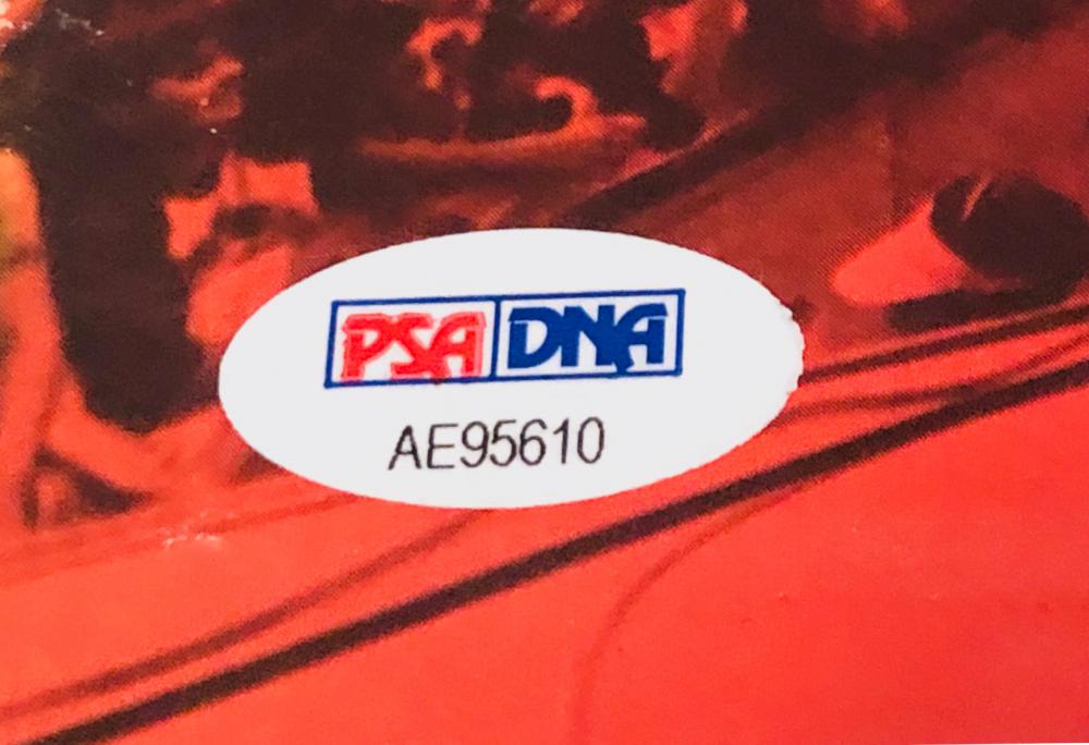 8413a296cbb Alex Van Halen Signed