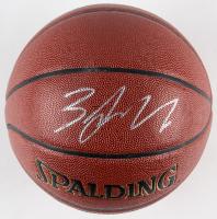 Zach LaVine Signed NBA Basketball (Schwartz COA) at PristineAuction.com