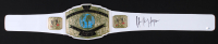 Hulk Hogan Signed WWE Intercontinental Heavyweight Championship Belt (Schwartz COA) at PristineAuction.com