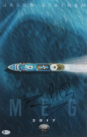 "Page Kennedy & Masi Oka Twice-Signed ""The Meg"" 11x17 Movie Poster (Beckett COA) at PristineAuction.com"
