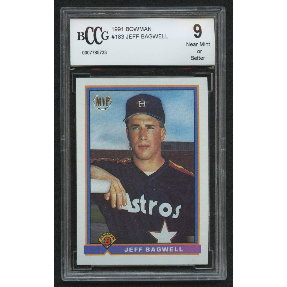 1996-97 Topps Members Only 55 Baseball Pick Card From List C131