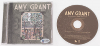"Amy Grant Signed ""Somewhere Down the Road"" CD Album (Beckett COA)"