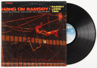 "Ramsey Lewis Signed ""Hang On Ramsey!"" Vinyl Record Album with Inscription (Beckett COA)"