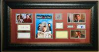 Home Alone 2: Lost in New York 21x39 Custom Framed Cut Display Signed by (7) with Macaulay Culkin, Joe Pesci, Catherine O'Hara, Tim Curry, Devin Ratray, John Heard & Daniel Stern (JSA LOA)