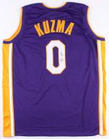 "Kyle Kuzma Signed Lakers ""Kuzma Kid"" Jersey (JSA COA)"