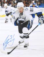 Steven Stamkos Signed Lightning 11x14 Photo (JSA COA)