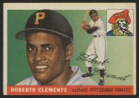 1955 Topps #164 Roberto Clemente RC