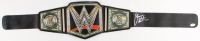 Jesse Ventura Signed WWE Wrestling Championship Belt (MAB Hologram) at PristineAuction.com