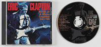 "Eric Clapton Signed ""Birth of A Blues Legend '63-'66"" CD Album (PSA LOA)"