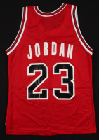 Michael Jordan Signed Bulls Champion Jersey (UDA Hologram) at PristineAuction.com