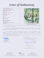 Phil Mickelson Signed 2010 Masters Pin Flag (JSA LOA) at PristineAuction.com