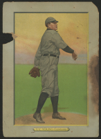1910-11 Turkey Red T3 #42 Cy Young
