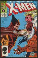 "Stan Lee Signed 1987 ""The Uncanny X-Men"" Issue #222 Marvel Comic Book (Lee COA)"