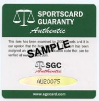 Jarome Iginla Signed Bruins Jersey (SGC COA) at PristineAuction.com
