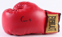 Cassius Clay Signed Everlast Boxing Glove (JSA LOA)