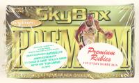 1996-97 Skybox Premium Series 2 Unopened Basketball Hobby Box of (24) Packs