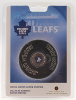 Toronto Maple Leafs Special Edition Looine and Puck at PristineAuction.com