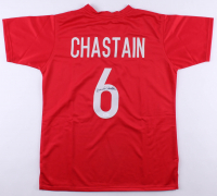 Brandi Chastain Signed Jersey (JSA Hologram) at PristineAuction.com