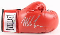Mike Tyson Signed Everlast Boxing Glove (TriStar Hologram) at PristineAuction.com