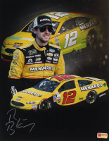 Ryan Blaney Signed NASCAR #12 11x14 Photo (PA COA) at PristineAuction.com
