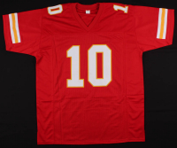 Tyreek Hill Signed Chiefs Jersey (JSA COA) at PristineAuction.com