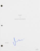 """Matt Damon Signed """"Rounders"""" Full Movie Script (JSA COA) at PristineAuction.com"""