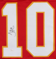 Tyreek Hill Signed Kansas City Chiefs Jersey (JSA COA) at PristineAuction.com