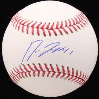 Jose Ramirez Signed OML Baseball (Beckett COA) at PristineAuction.com