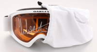Chloe Kim Signed Oakley Snowboarding Goggles (Schwartz COA) at PristineAuction.com