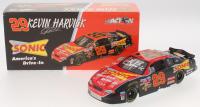 Kevin Harvick Signed NASCAR 2002 #29 Sonic Monte Carlo - 1:24 Premium Action Diecast Car (PA COA)