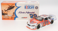 Kevin Harvick Signed NASCAR 2004 #29 ESGR / Coast Guard Monte Carlo - 1:24 Premium Action Diecast Car (PA COA)