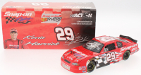 Kevin Harvick Signed NASCAR 2002 #29 Snap-On Monte Carlo - 1:24 Premium Action Diecast Car (PA COA)